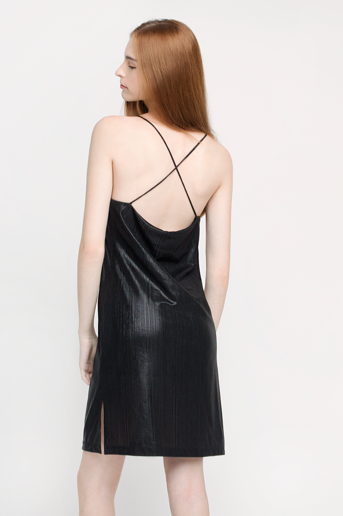 Shimmer Camisole Dress