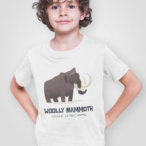 Kids Boys Logo Animal T-Shirt