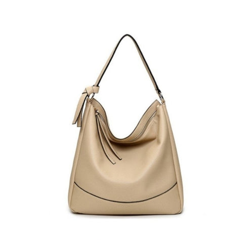 Casual Everyday Faux Leather Shoulder Bag