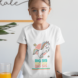 Kids Big Sis T-Shirt