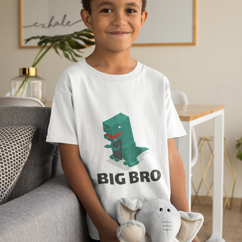 Kids Big Brother T-Shirt