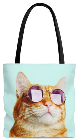 Cat is Alway's Right Tote Bag Medium