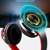 Ninja Dragon Z10 Color Changing Bluetooth Headphones