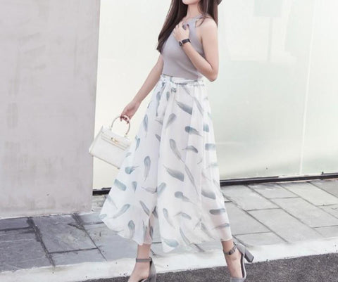 Womens White Wide Leg Pants