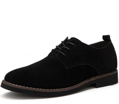 Mens Casual Daily Wear Breathable Oxford Lace up Shoes