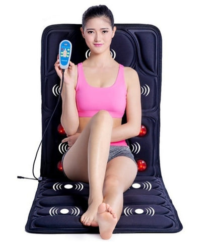 Full Body Heated Massage Cushion Mattress