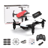 Ninja Dragons RC Mini 3D Flip FPV Toy Quadcopter Drone with 2MP Camera