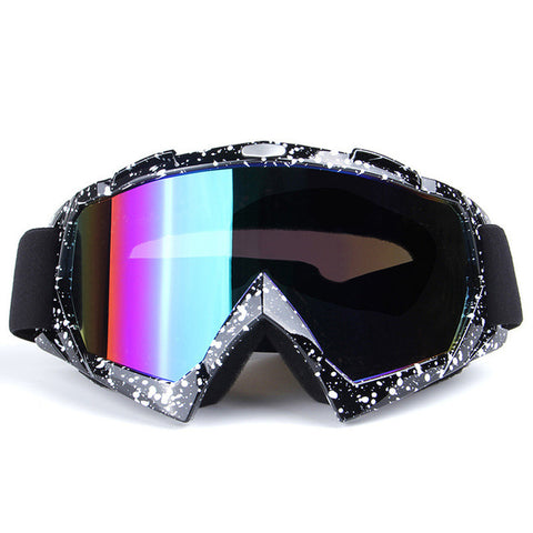 Stylish UV Protection Anti Fog Ski Goggles