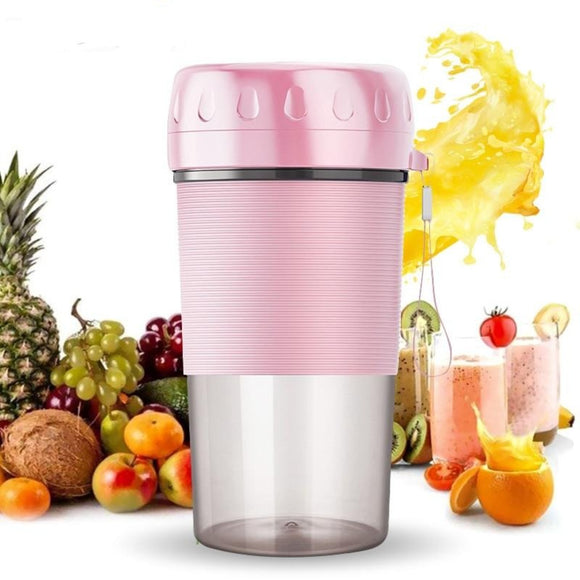 Portable Personal Juice Blender and Smoothie Maker