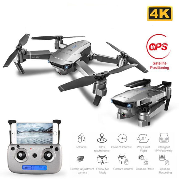 Ninja Dragon GPS WiFi RC Drone with 4K HD Camera