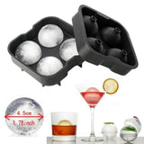 Ice Cube Ball Maker Mold Tray for Cocktails