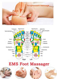 Portable Electronic Foot Massage Pad