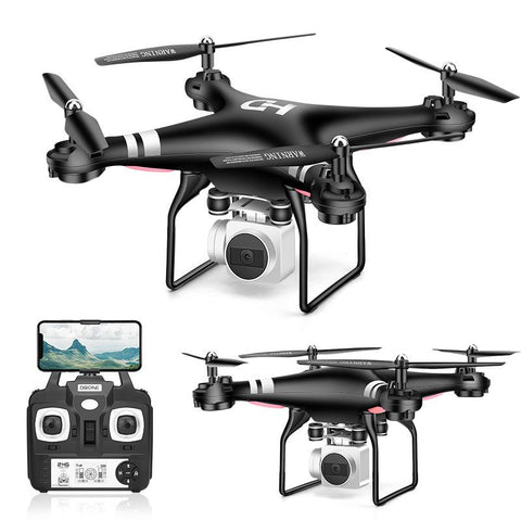 Ninja X5 2.4Ghz Gyro 6 Axis Quadcopter Drone toy with HD 1080p camera