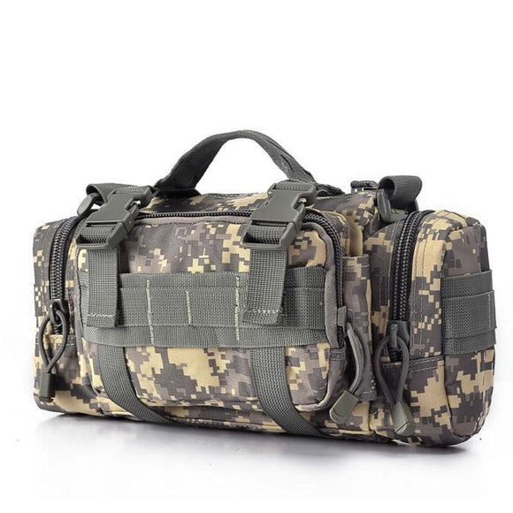 Military Style Outdoor Travel Sports Bag