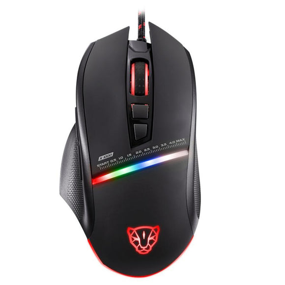 High Quality Motospeed V10 4000DPI USB Wireless Optical Gaming Mouse