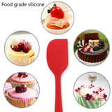 Silicone Kitchen Cooking Heat Resistant Cooking Utensils Set 5 Piece Set
