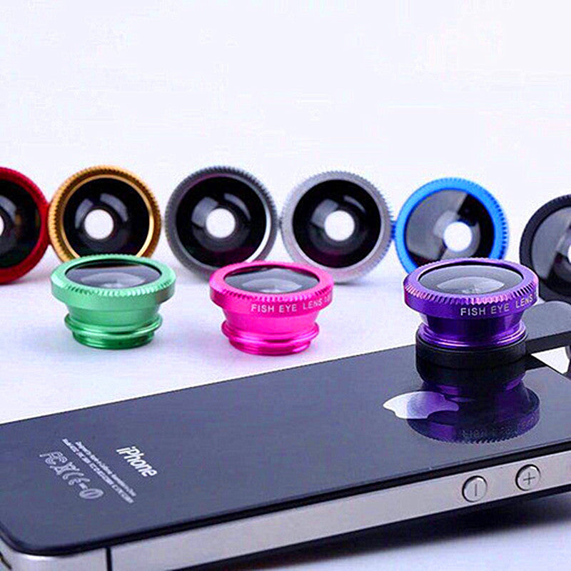 3 In 1 Special Effects    Mobile Phone Lens - Onetify