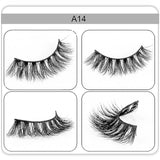 3D Mink False Eyelashes - Onetify