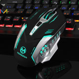 LED Gaming Mouse with 3500 DPI