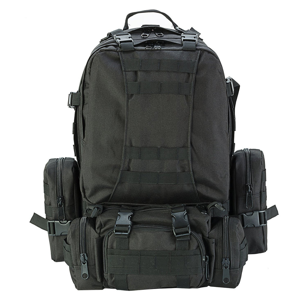 Water Resistant Outdoor 50L Military Backpack
