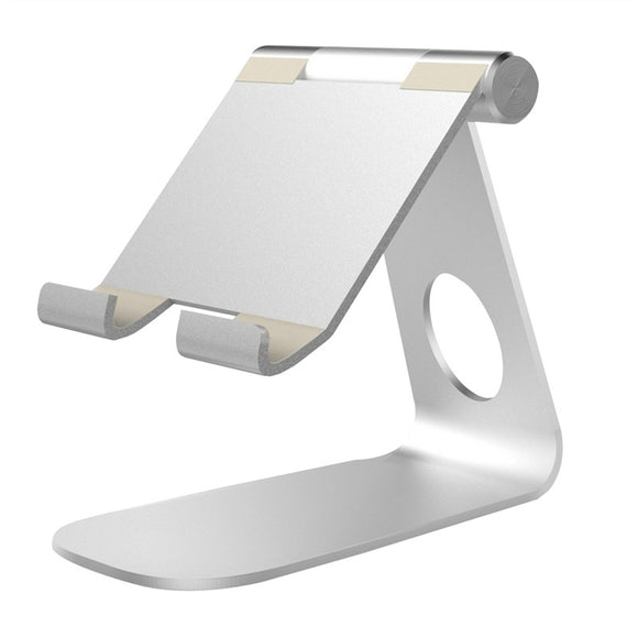 Adjustable Premium Desk Stand Tablet and iPad Holder.