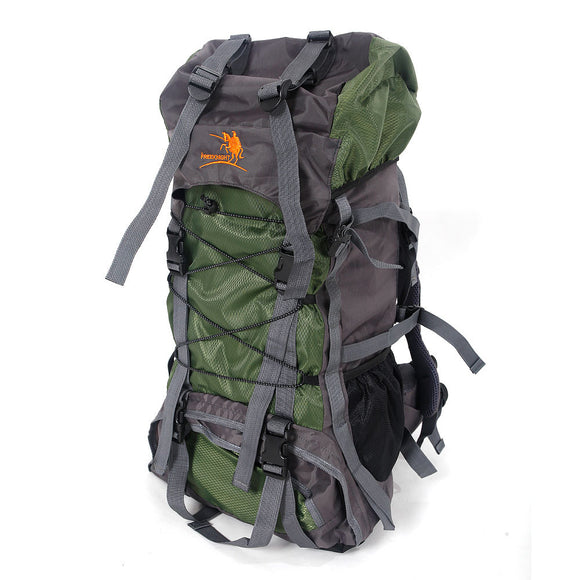60L Outdoor Camping  Waterproof Backpack