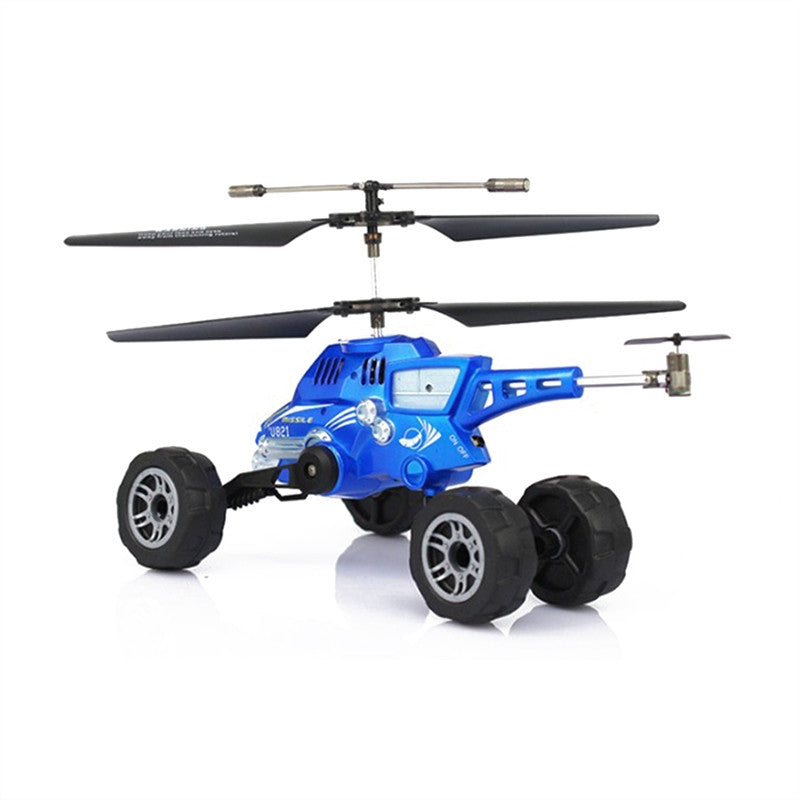 Ultimate 3 in 1 RC Helicopter Tank
