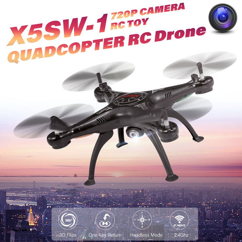 2.4G 4 CH Images Return RC Quadcopter Drone