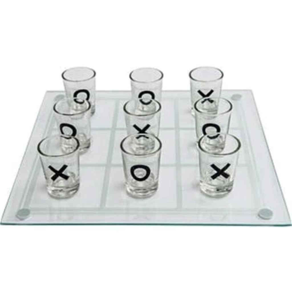 Buy 1 Get 1 Free Tic Tac Toe Shot Glass Set