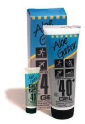 Wholesale Aloe Gator SPF 40 Gel Sunblock 1 oz. - 1500 UNITS
