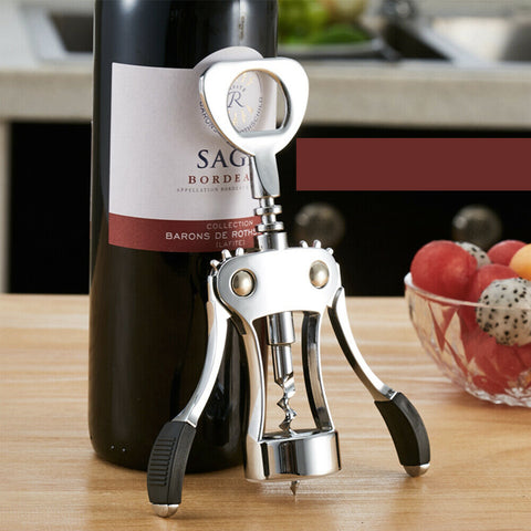 High Quality Lever Corkscrews Wine Bottle Opener Kitchen Tool