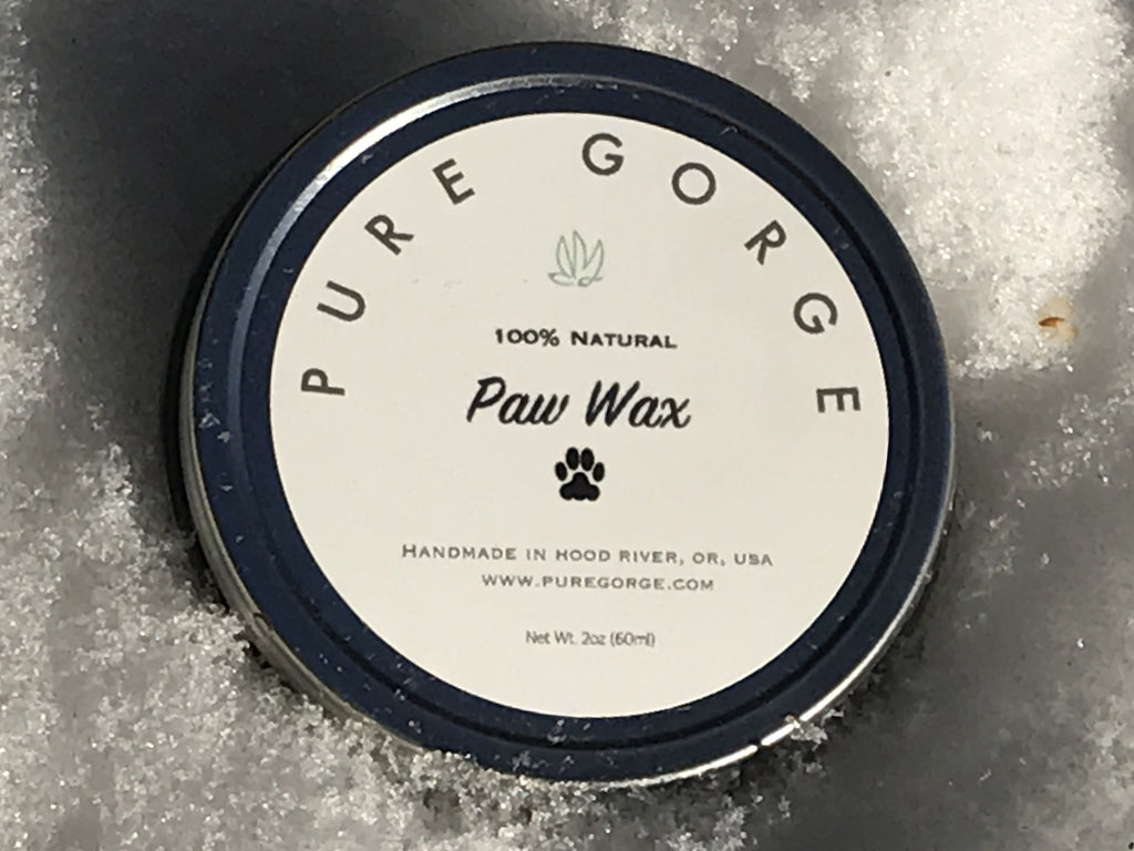 **Product Spotlight** Pure Gorge Paw Wax
