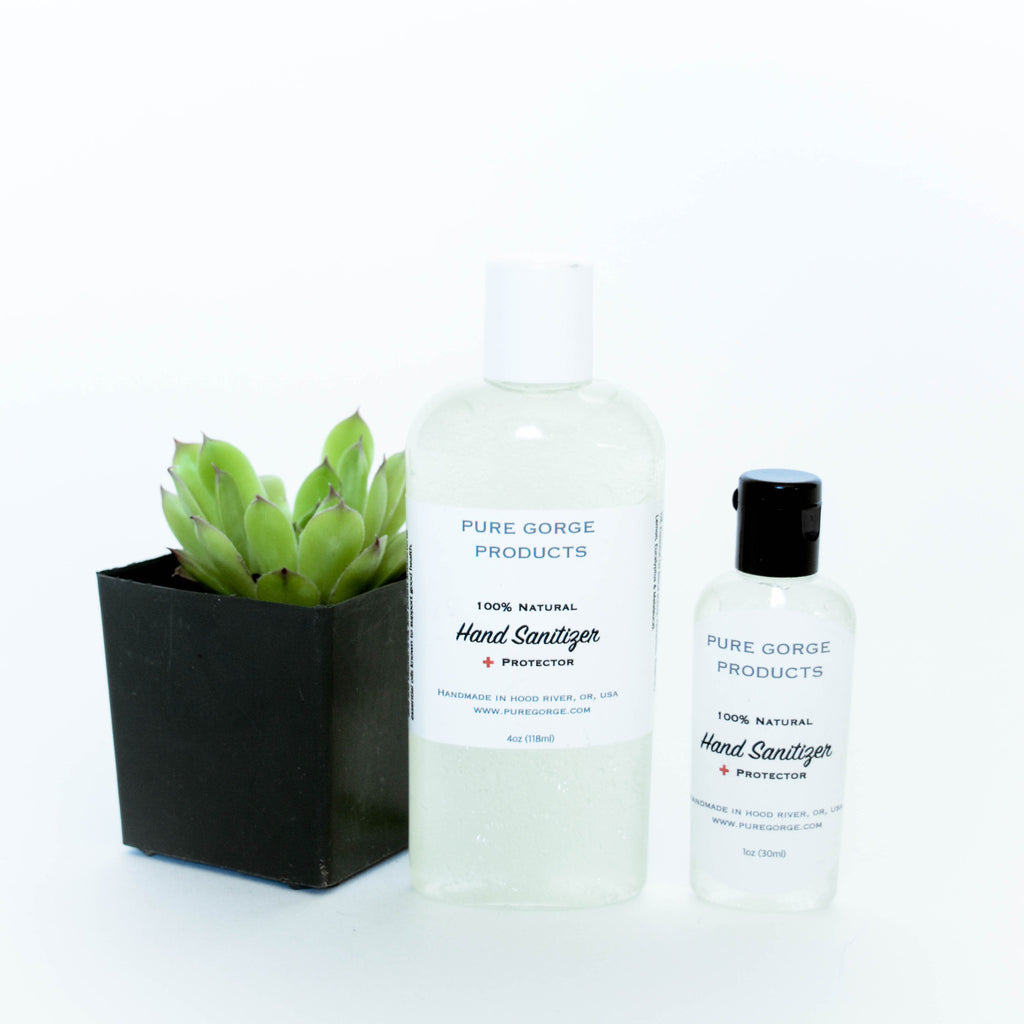 **Product Spotlight**  - Pure Gorge Natural Hand Sanitizer