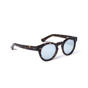 Panarea Brown Tortoise / Blue