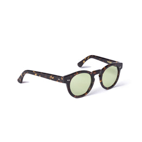 Panarea Brown Tortoise / Green