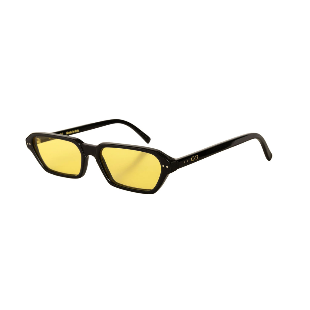 Stromboli Black / Yellow