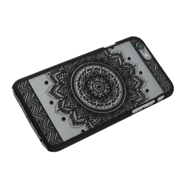 Floral Mandala iPhone Case