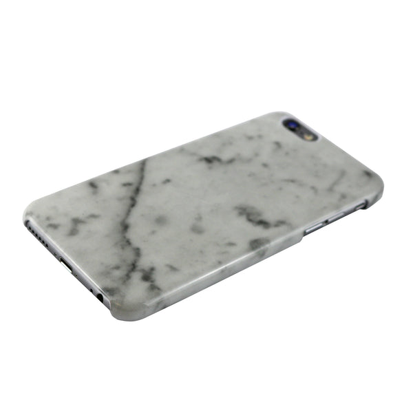 Marmor iPhone Case in Carrara-Weiss