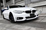 BMW F32 F33 F36 3D Style Carbon Front Lip