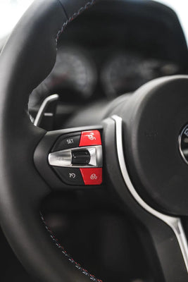 BMW F80 F82 M3 M4 ( M1 / M2 Red Button Set )