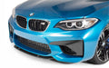 BMW F87 M2 / Competition MP Center Carbon Fiber Front Splitter