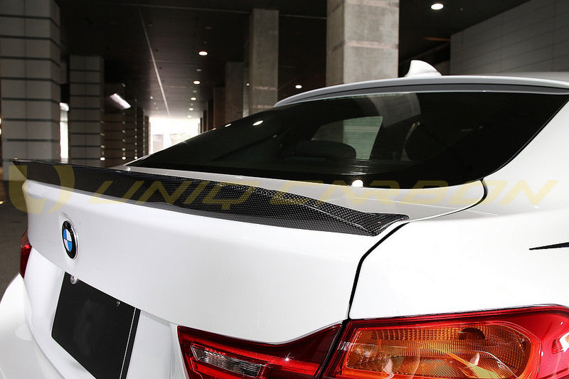 BMW F36 4 Series grand coupe 3D Style Spoiler