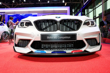 BMW F87 M2 Competition MP Carbon Fiber Front Lip