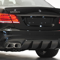W212 E63S Facelifted Brabus Style Diffuser w/ Tips