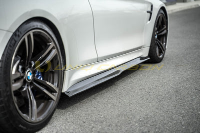M4 F82 / F83 GTC Style Carbon Fiber Side Skirts
