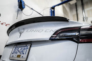 Tesla Model 3 Carbon Fiber Trunk Spoiler