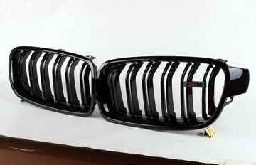 BMW F32 F36 F80 F82 M3 M4 Gloss Black Grill Replacement
