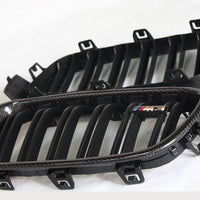 BMW F30 3 Series Carbon Fiber Grill replacement