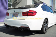 F80 M3 / F30 3 series Carbon Trunk Spoiler