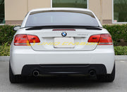 BMW E93 M3 Carbon Trunk Spoiler